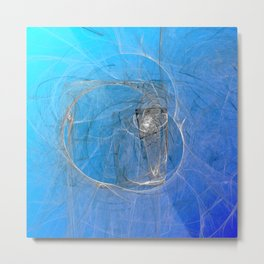 abstract lighteffects -8- Metal Print