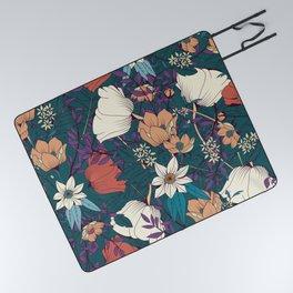 Botanical pattern 008 Picnic Blanket