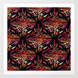 Ornament Pattern Art Print