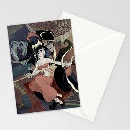 Jasmine & Jafar Stationery Cards
