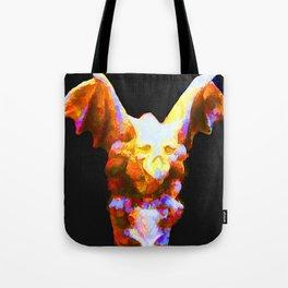 Dimitri the Gargoyle Tote Bag