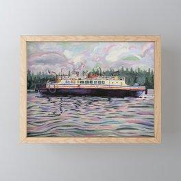 Kahloke Framed Mini Art Print