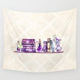 Magic Shelf Wall Tapestry