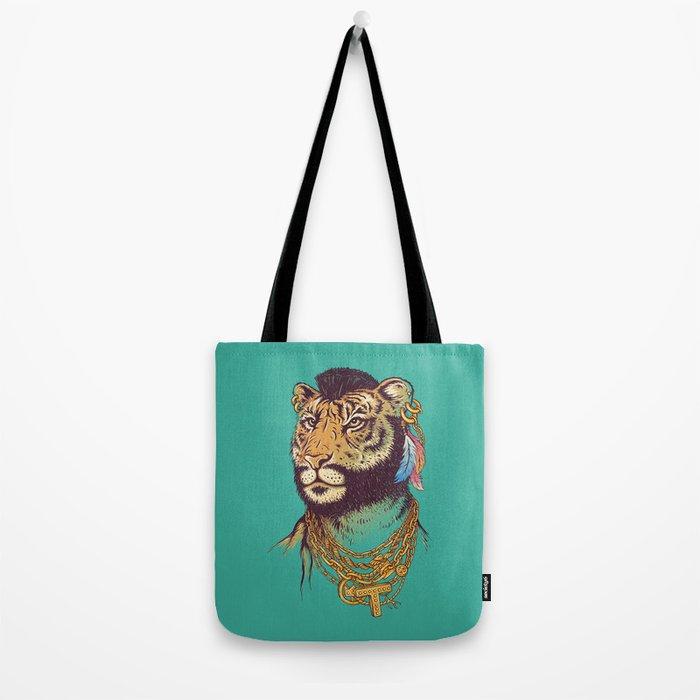 Mr. T(iger) Tote Bag