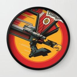 Laser Beak - Starscreaming Vengeance Wall Clock