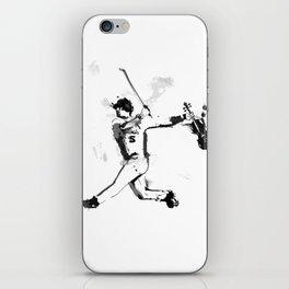 Baseball Violin iPhone Skin