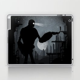 A Friendly Visit Laptop & iPad Skin