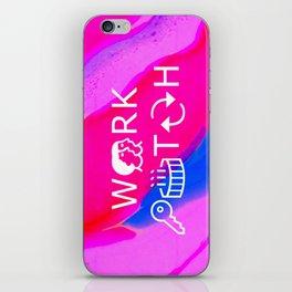 WERK '!TCH iPhone Skin