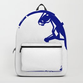 American Cavalry Charging Retro Backpack