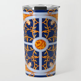 Celestial Vines Travel Mug