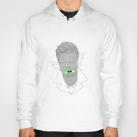 mike wrobel Hoodies featuring Mike by clemfaster