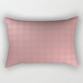 Pale Pink Rectangular Pillow