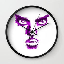 I Know What You're Thinking (Color Variation) Wall Clock