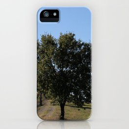 Tuscany Landscape iPhone Case