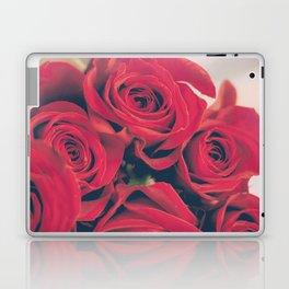 Bundle of Red Roses Laptop & iPad Skin