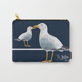 Two seaguls Carry-All Pouch