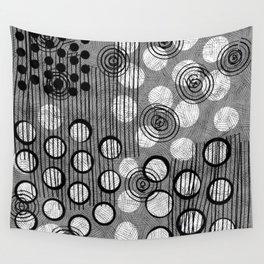 A Bit Dottie Wall Tapestry