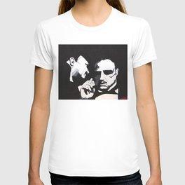 The Godfather - Secrets T-shirt