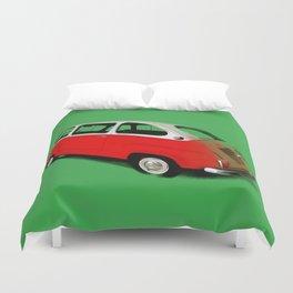 FIAT 600 Multipla Duvet Cover