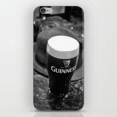 The Black Stuff iPhone & iPod Skin