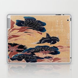 japanese flowers Laptop & iPad Skin