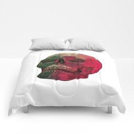 Skull Reflet Comforters