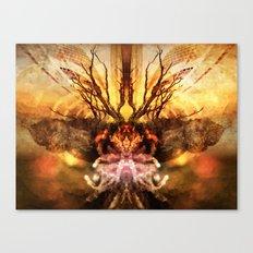 New Eden Canvas Print