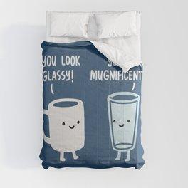 Mug and Glass Comforters