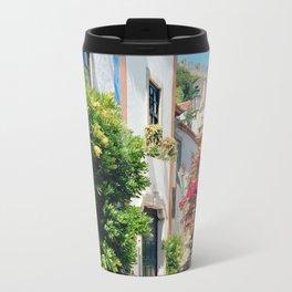 Portugal, Obidos (RR 182) Analog 6x6 odak Ektar 100 Travel Mug
