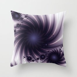 untitled fractals:33 Throw Pillow