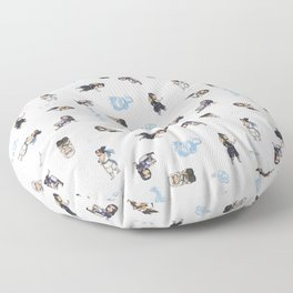 Hanzo Chibi Collection Floor Pillow
