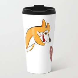 Corgi Travel Mug