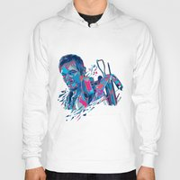 daryl dixon Hoodies featuring Daryl Dixon // OUT/CAST by Largetosti
