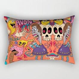 Avon Doodle Rectangular Pillow