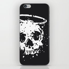 The Angel and The Gambler iPhone Skin