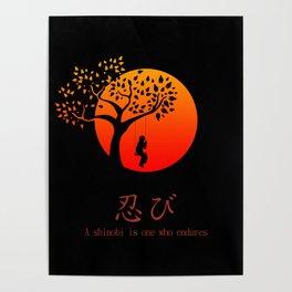 Shinobi Endures Poster