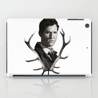 true detective iPad Cases featuring True Detective by ConnorEden