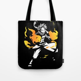 Natsu Dragneel Fairy Tail Tote Bag