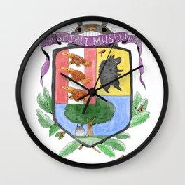 Ghibli Museum Wall Clock