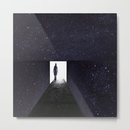 Stars Way To Heaven Metal Print