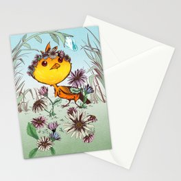 Ichabod's Daisies Stationery Cards