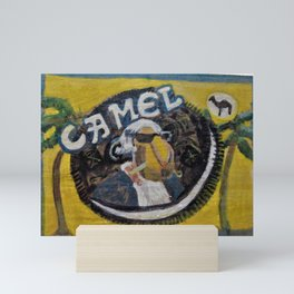 Cool Camel Mini Art Print