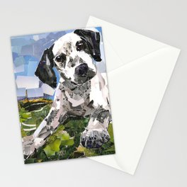 Calvin for Friends of the Shelter Stationery Cards
