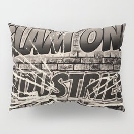 Slam 1 Industries Pillow Sham