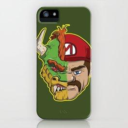 Mario Chimera iPhone Case