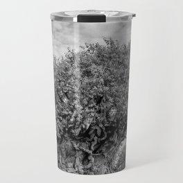 B+W: Tree of Life (Animal Kingdom) Travel Mug
