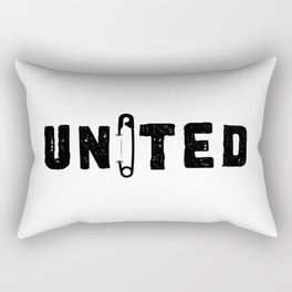 UNITED Rectangular Pillow