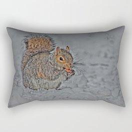 Squirrel_A3 Rectangular Pillow