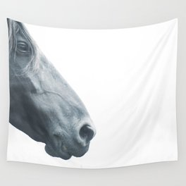 Horse head - fine art print n° 2, nature love, animal lovers, wall decoration, interior design, home Wall Tapestry