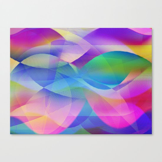 A Little Something Canvas Print